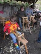Kunzenhof 21-4-2012 - Drei Schnitzesel