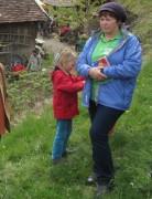 Kunzenhof 21-4-2012 - Wildkraeuter von Edith Fehrenbach