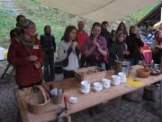 Kunzenhof 21-4-2012 - Brot selbst backen