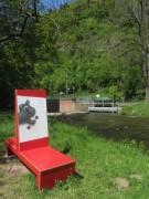 Rote Bank am Sandfang 5.5.2012: Beziehungsgeschichten im Dreiländereck
