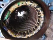 Hanisenhof am 5.5.2012: Der defekte Generator