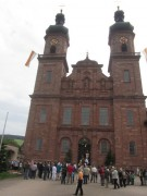 Fronleichnamsprozession St.Peter 7.6.2012 -  Beginn10.30 Uhr an der Kirche