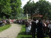 Fronleichnamsprozession St.Peter 7.6.2012