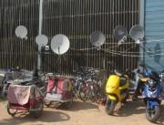 Flüchtlingswohnheim 14.7.2012 - TV nach Bosnien, Kosovo, Serbien, Mazedonien, ...