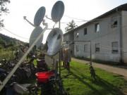 Flüchtlingswohnheim 14.7.2012 - Blick nach Westen