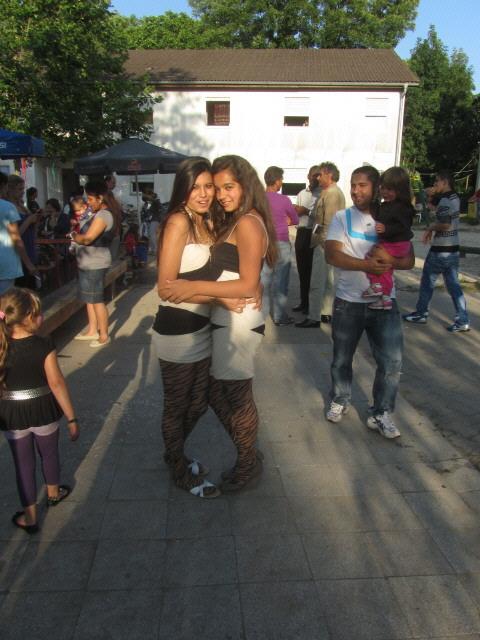 Flüchtlingswohnheim 14.7.2012 - Blick nach Osten