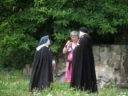 Kartaus am 22.7.2012: (29) Zwei Templer und die Geomantin