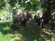 Kartaus Fest 22.7.2012: (4) Ursula Bertsch erzählt Märchen