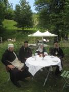 Kartaus Fest 22.7.2012: Vier Templer aus Freiburg