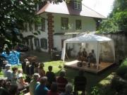 Kartaus Fest 22.7.2012: (16) Fadelei beim ehemaligen Wirtshaus