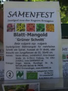 Kartaus Fest 22.7.2012: (22) Saatguterzeugung - Samenfest - Kiwano