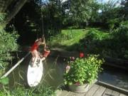 Kartaus Fest 22.7.2012: (78) Surfbrettfahren