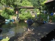 Kartaus Fest 22.7.2012: (34) Wasser am Wasserschlössle