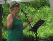 Kartaus Fest 22.7.2012: Gesamg mit Hut