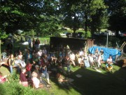 Kartaus Fest 22.7.2012: Musikgenuss im Freien
