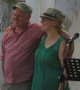 Kartaus Fest 22.7.2012: Viel Applaus für Uli Derndinger und Heinz Siebold