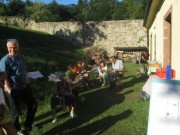 Kartaus Fest 22.7.2012: (41) In der Abendsonne