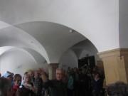 Kartaus 22.7.2012: Konventküche - Frank Löbbecke erklärt