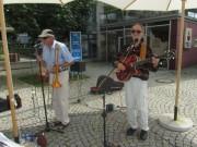 Gepflegte Musik mit dem Duo Schweizer-Kindler am 7.7.2012 - Lindytime.de.vu