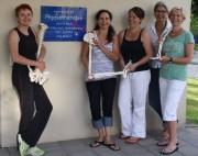 Praxis für Physiotherapie Astrid Boch (links) in FR-Littenweiler