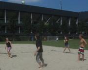 BZ im Strandbad 10.8.2012 - Beachvolley BZ-Online-Redaktion