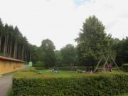 Spielplatz Engenwald an der Brugga am 6.8.2012