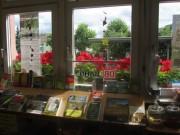 Himmelreich am 6.8.2012 - Reisebüro im Bahnhof