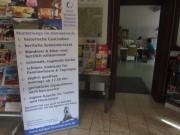 Himmelreich am 6.8.2012 - Integratives Reisebüro im Bahnhof