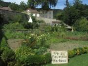 Kartausgarten 4.8.2012 - Blick nach Nordosten zur Alten Kartaus