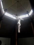 Vaterunser-Kapelle im Ibental am 6.8.2012 - Sechseckiger Kirchenbau