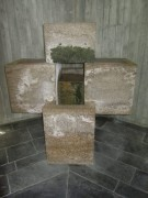 Vaterunser-Kapelle im Ibental am 6.8.2012 - Element Wasser