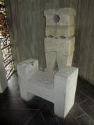 Vaterunser-Kapelle im Ibental am 6.8.2012 - Element