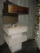 Vaterunser-Kapelle im Ibental am 6.8.2012 - Element Feuer