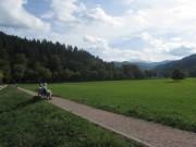 Wonnhalde 4.10.2012 - Blick nach Nordosten gen Günterstal