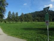 Wonnhalde 4.10.2012 - Blick vom Waldhaus nach Nordosten