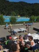 Strandbad 8.9.2011 (16) Tischtennis-Vorrunde - Blick nach Norden