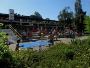 Strandbad 8.9.2011 (17) Tischtennis Vorrunde - Blick nach Süden