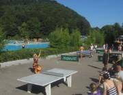 Strandbad 8.9.2011 (29) Indischer Tanz beim Tischtennisturnier