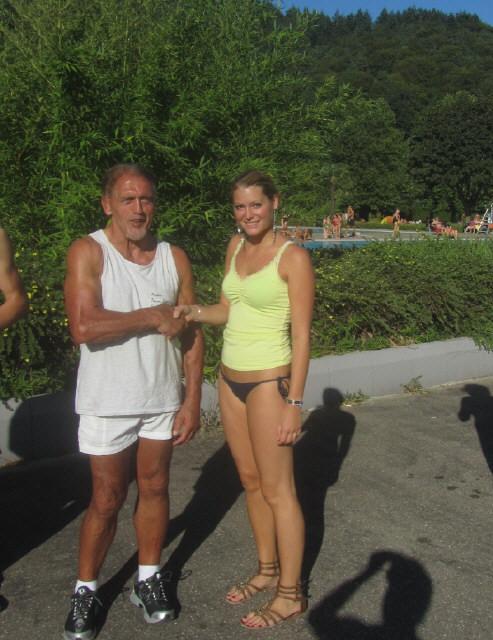 Strandbad 8.9.2011 (40) Julia Corsten und Adolf Seger auf Platz 4