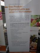 Werkstaettentag 28.9.2012 - Hergestellte Produkte