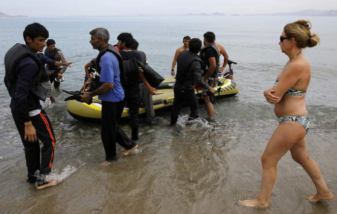 fluechtlinge-griechenland2015