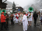 Fasnet 2006 in Oberried