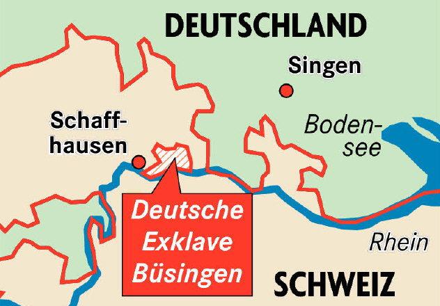 deutsche enklaven